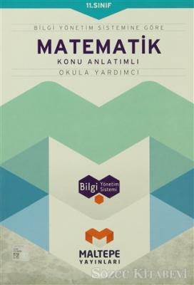 Maltepe 11. Sınıf Matematik Konu Anlatımlı - Okula Yardımcı