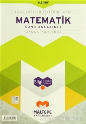 Maltepe 6. Sınıf Matematik Konu Anlatımlı - Okula Yardımcı