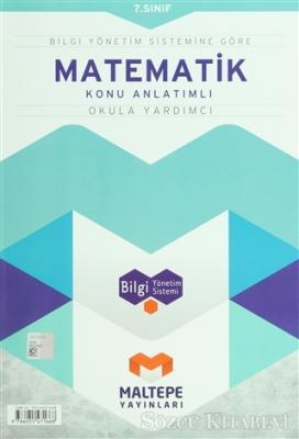 Maltepe 7. Sınıf Matematik Konu Anlatımlı - Soru Bankası