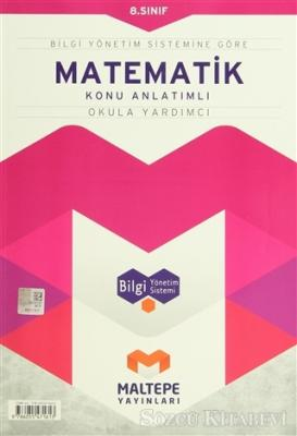Maltepe 8. Sınıf Matematik Konu Anlatımlı SBS Hazırlık Okula Yardımcı