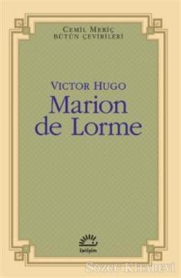 Victor Hugo - Marion de Lorme | Sözcü Kitabevi