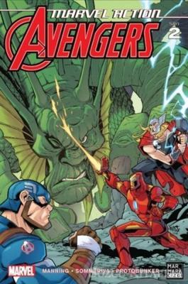 Marvel Action Avengers 2