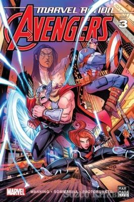 Marvel Action Avengers 3