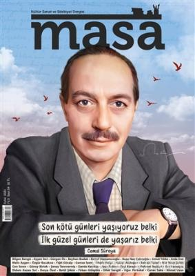 Masa Dergisi Sayı: 54 Eylül 2021