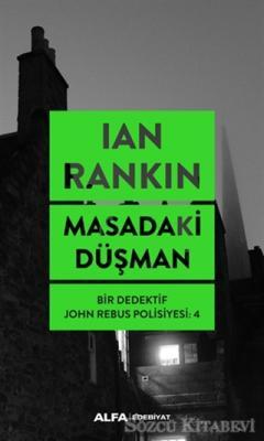 Ian Rankin - Masadaki Düşman | Sözcü Kitabevi