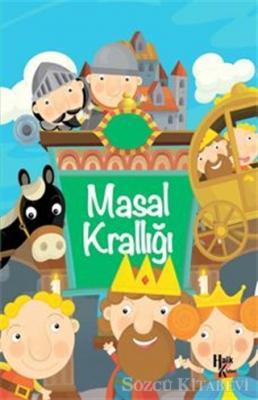 Ahmet Savaş Özpınar - Masal Krallığı   Sözcü Kitabevi