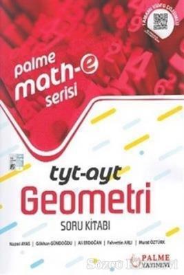 Math-e Serisi TYT-AYT Geometri Soru Kitabı