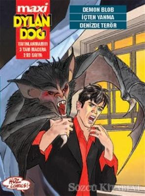 Dylan Dog Maxi 8