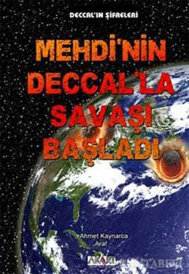 Ahmet Kaynarca Araf - Mehdi'nin Deccal'la Savaşı Başladı | Sözcü Kitabevi