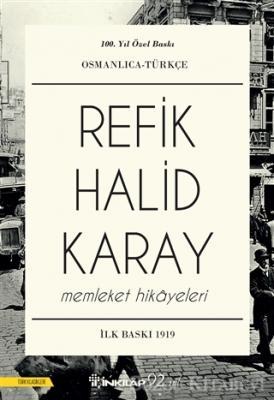 Refik Halid Karay - Memleket Hikayeleri | Sözcü Kitabevi