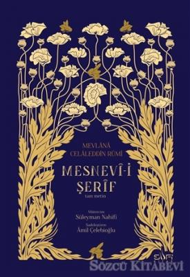 Mevlana Celaleddin Rumi - Mesnevi-i Şerif | Sözcü Kitabevi