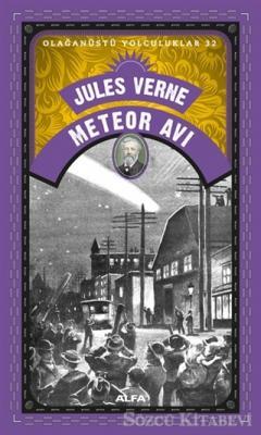 Jules Verne - Meteor Avı | Sözcü Kitabevi