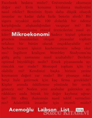 Daron Acemoğlu - Mikroekonomi | Sözcü Kitabevi