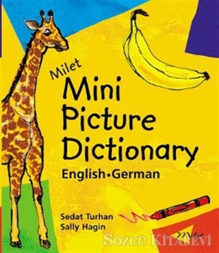 Milet Mini Picture Dictionary / English-German