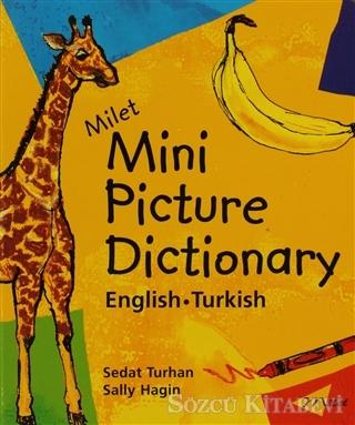 Milet Mini Picture Dictionary / English-Turkish