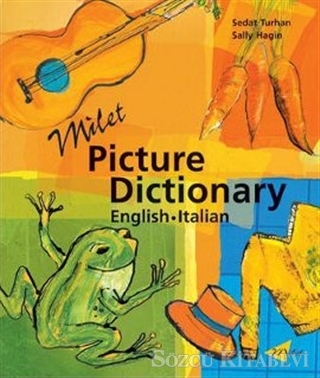 Milet Picture Dictionary / English - Italian