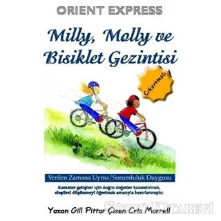 Mily Moly - Bisiklet Gezintisi