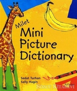 Sedat Turhan - Mini Picture Dictionary | Sözcü Kitabevi