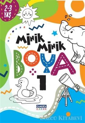 Minik Minik Boya 1