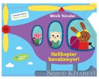 Minik Yolcular - Helikopter Havalanıyor!