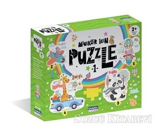 Minikler İçin Puzzle 1 (Kutulu)