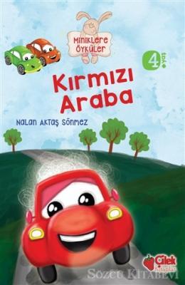 Miniklere Öyküler - Kırmızı Araba (Büyük Boy)