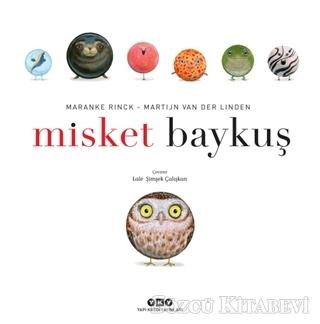Maranke Rinck - Misket Baykuş   Sözcü Kitabevi