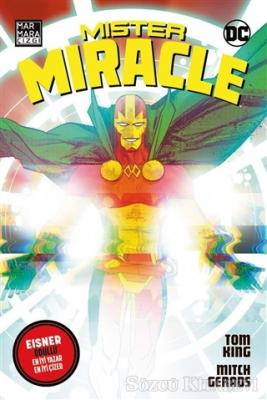 Mister Miracle Cilt 1