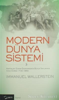 Modern Dünya Sistemi 3. Cilt