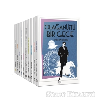 Modern Klasik Seti (10 Kitap Takım)