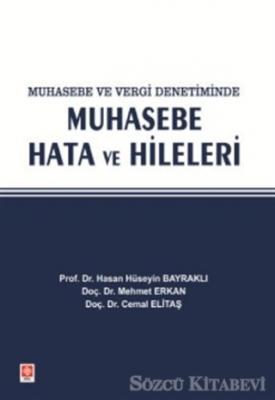 Hasan Hüseyin Bayraklı - Muhasebe Hata ve Hileleri | Sözcü Kitabevi