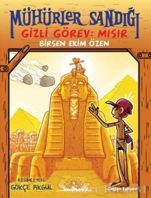Mühürler Sandığı 2 - Gizli Görev: Mısır