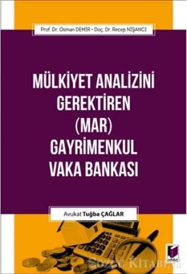Osman Demir - Mülkiyet Analizini Gerektiren (MAR) Gayrimenkul Vaka Bankası | Sözcü Kitabevi