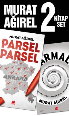 Murat Ağırel 2 Kitap Set