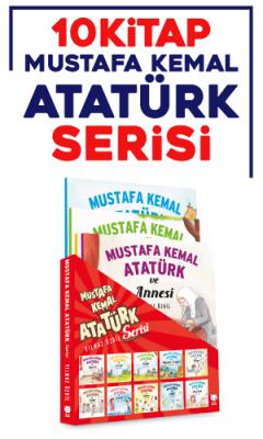 Yılmaz Özdil - Mustafa Kemal Atatürk Serisi (10 Kitap Takım) | Sözcü Kitabevi