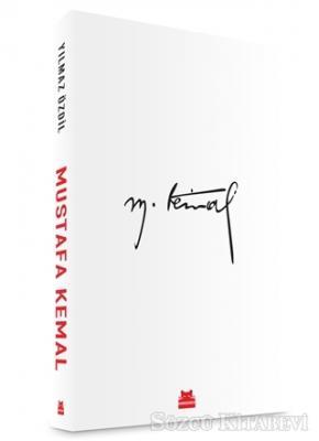Yılmaz Özdil - Mustafa Kemal (Ciltsiz - İmzalı) | Sözcü Kitabevi