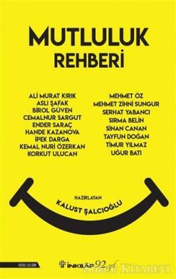 Kalust Şalcıoğlu - Mutluluk Rehberi | Sözcü Kitabevi