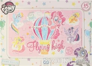 My Little Pony Frame Puzzle 2 - Beyaz (35 Parça)