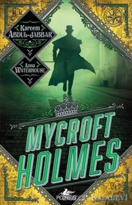 Anna Waterhouse - Mycroft Holmes | Sözcü Kitabevi