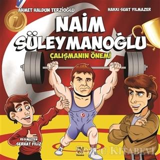 Ahmet Haldun Terzioğlu - Naim Süleymanoğlu | Sözcü Kitabevi