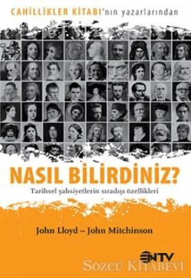 John Lloyd - Nasıl Bilirdiniz? | Sözcü Kitabevi