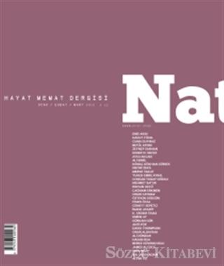 Natama Hayat Memat Dergisi Sayı : 13 Ocak-Şubat-Mart 2016