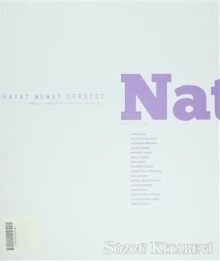 Natama Hayat Memat Dergisi Sayı: 7 Temmuz - Ağustos - Eylül 2014