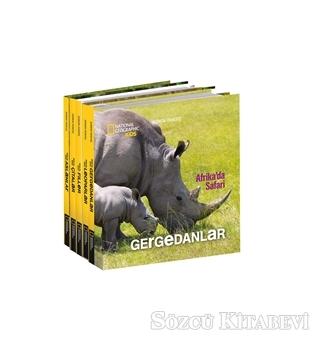 Kolektif - National Geographic Kids - Afrika'da Safari Serisi 5 Kitap   Sözcü Kitabevi