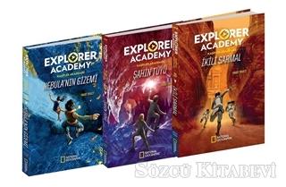 National Geographic Kids - Kaşifler Akademisi Seti (3 Kitap)