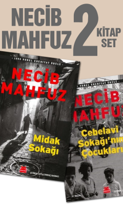 Necib Mahfuz 2 Kitap Set