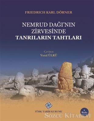 Nemrud Dağı'nın Zirvesinde Tanrıların Tahtları
