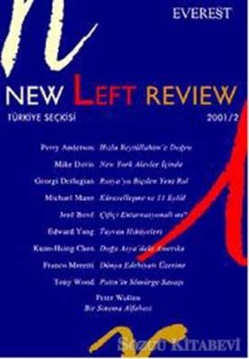 New Left Review: 2001 / 2  Türkiye Seçkisi
