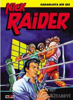 Nick Raider - Karanlıkta Bir Ses