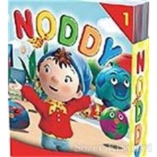 Enid Blyton - Noddy (12 Kitap) Set   Sözcü Kitabevi